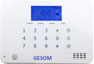 GSM Alarm GESOM 500, Android, Basic